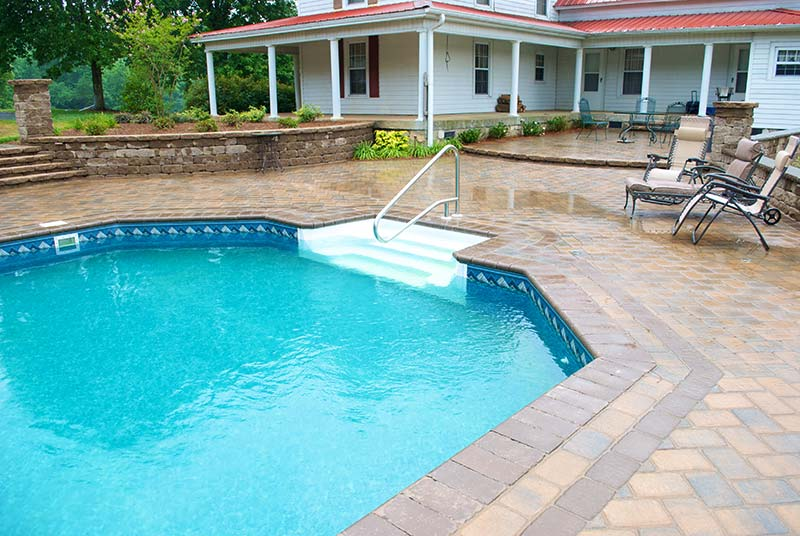 Designs haymore construction swimming pools for Pool design and construction